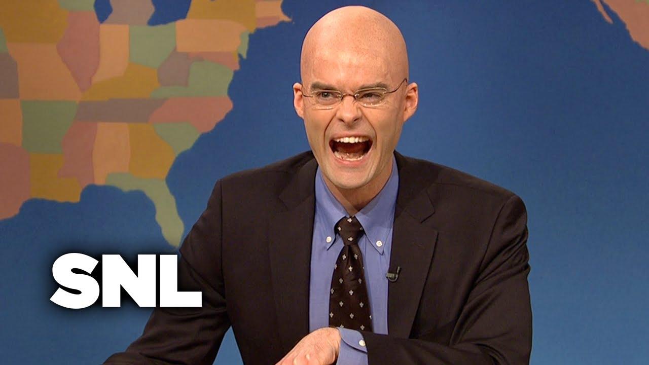 Weekend Update: James Carville On Gun Control - SNL