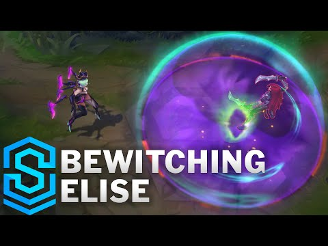 Bewitching Elise Skin Spotlight - League of Legends