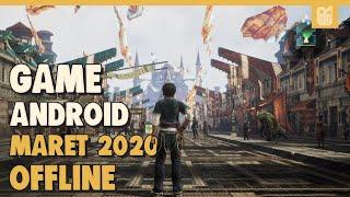 10 Game Android Offline Terbaik Maret 2020