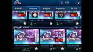 MADDEN MOBILE PRO BOWL IS HERE!!! 1st video of it's kind for the year!!! Looking good