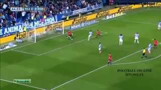 Video Full Pertandingan Malaga vs Real Sociedad