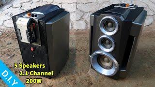 Building Speaker - V5