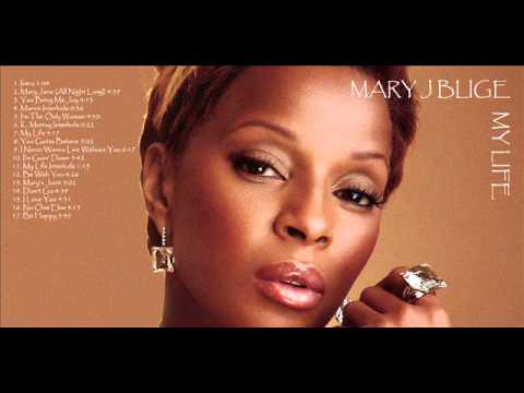 Mary J  Blige (My Life) Mary's Joint