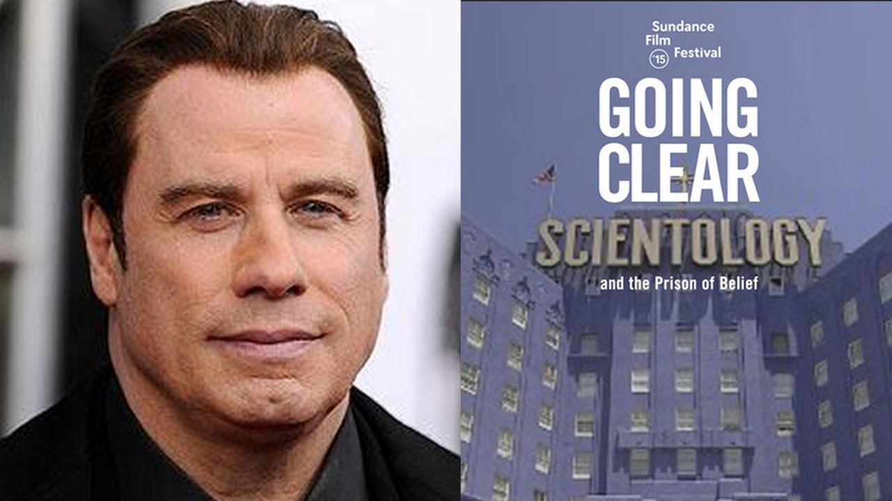 john travolta scientology