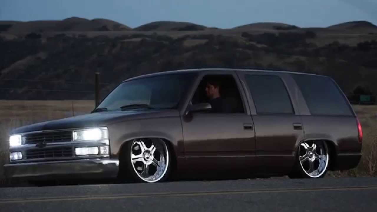 2015 Chevy Tahoe For Sale >> 1999 Chevy Tahoe for Sale Bagged & Bodydropped - YouTube
