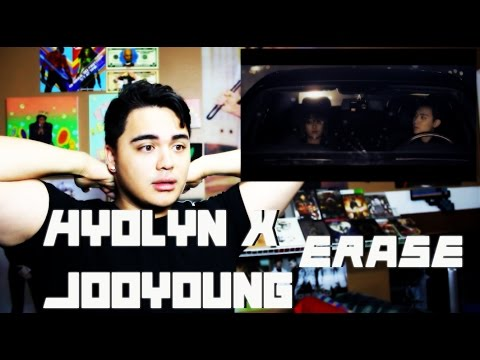 Hyolyn X JooYoung - Erase MV Reaction