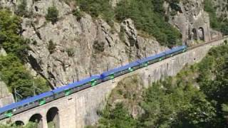 Le train touristique des Gorges de l'Allier thumbnail