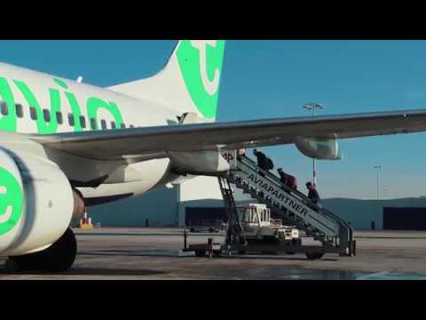 Quick Weekend Trip to Algarve, Portugal - From Rotterdam Airport to Faro Airport (with Transavia)
