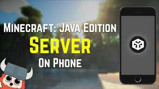 ★How to make a minecraft PC server on your Phone★