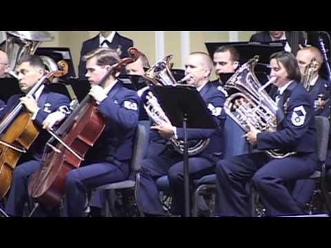 USAF CONCERT BAND APR 2016
