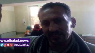 ولي أمر تلميذ مصاب بتسمم في سوهاج: مفيش رقابة علي وجبات المدرسة..فيديو