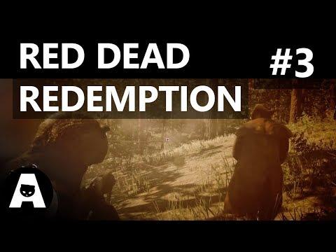LIRIK plays Red Dead Redemption 2 - Part 3 (Full Playthrough)