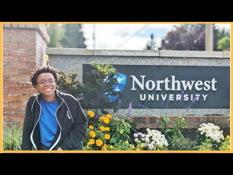 COLLEGE TOUR WITH ME | WHAT'S IT LIKE INSIDE NORTHWEST UNIVERSITY?