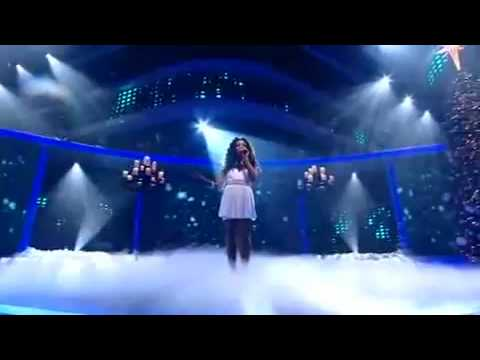 Alexandra Burke  Silent night