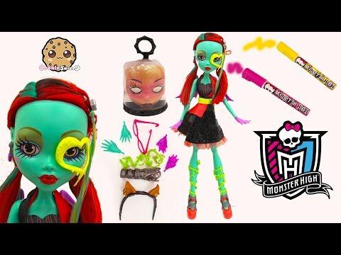Create A Monster High 28