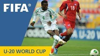 Cuba no match for Nigeria