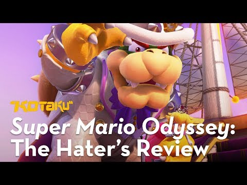 Super Mario Odyssey: The Hater's Review