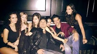 SPOTTED! Hrithik Roshan At A Birthday Party | Bollywood News