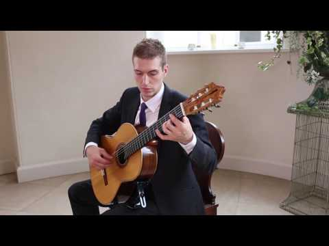 Wonderful Tonight - Classical Guitar