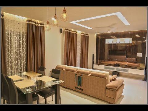 Interiors Walkthrough of Mr. Arjun's House | Orchid lake Apartments | Bonito Designs