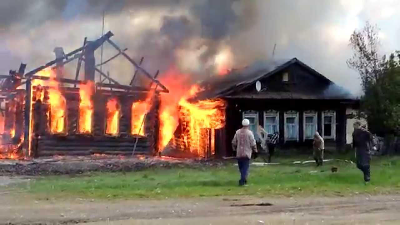 картинки пожары в деревнях