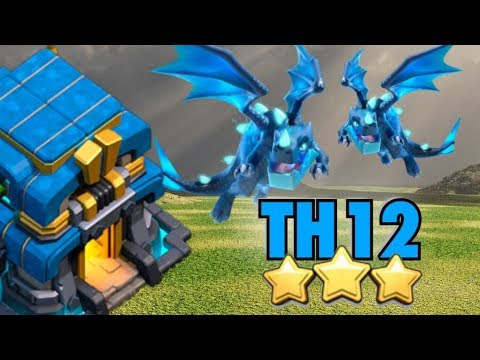 3 Infernos? No Problem! 12v12 3-Star Attacks | Clash of Clans