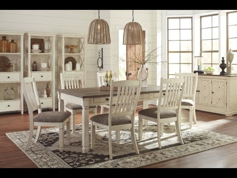 Bolanburg Dining Room Collection By Ashley Youtube
