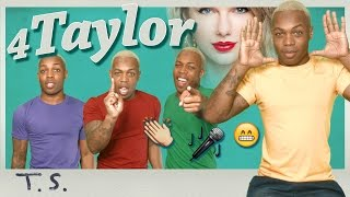 4 taylor by todrick hall