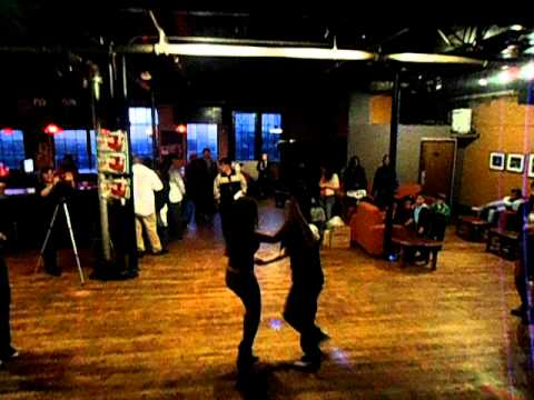 "ALEX WAYNE Presents Hit ""Ladron De Amor"" Bachata 2012 Dance Scene......"