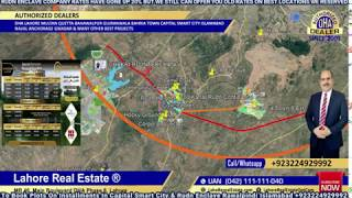 RUDN ENCLAVE RAWALPINDI ISLAMABAD 3 REASONS IT CAN EASILY DOUBLE ITS PRICE & WHY NO DEVELOPMENT YET?