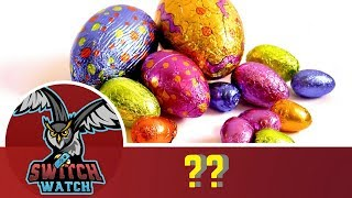 SwitchWatch Monthly Giveaway - Easter Egg Hunt!