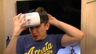 Что вы можете увидеть с помощью очков VR BOX обзор видео на смартфоне