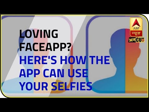 Loving FaceApp? Here's How The App Can Use Your Selfies