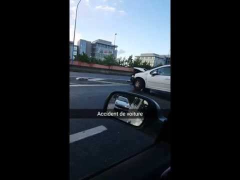 Accident a toulouse