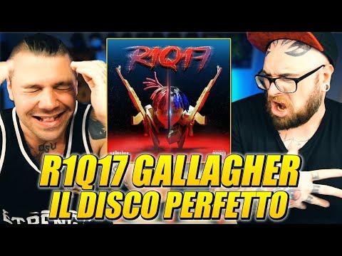 Gallagher - R1Q17 ( disco ) *REACTION* by Arcade Boyz