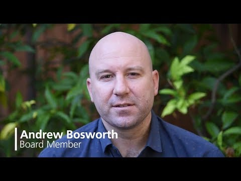 How POST is Evolving | Andrew Bosworth, Board Member