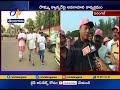 Pink Ribbon Walk Organised by Ushalakshmi Breast Cancer Foundation | Warangal