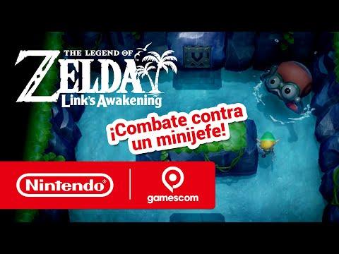 Nintendo Presents: The Legend of Zelda: Link's Awakening (gamescom 2019)