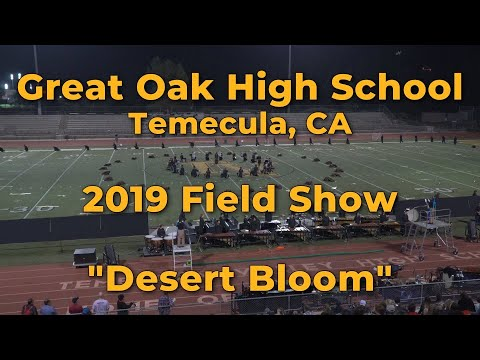 2019 Veteran's Day Temecula Band Show, Great Oak High School (2 of 4)