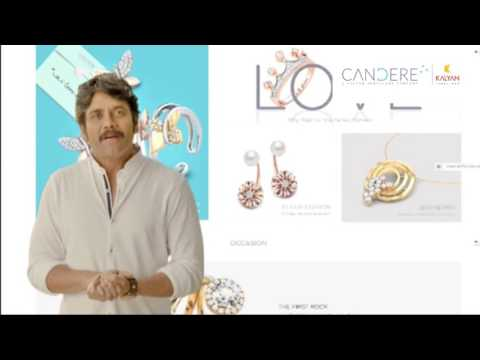 Nagarjuna Video - Candere by Kalyan Jewellers