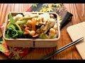 【お弁当作り】八宝菜弁当の作り方〜How to make Japanese bento lunch box〜