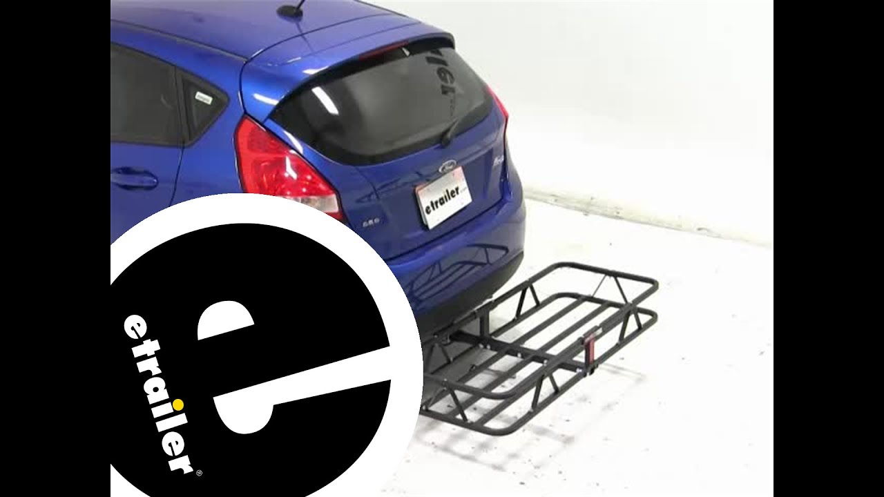 Etrailer Curt Hitch Cargo Carrier Review 2011 Ford