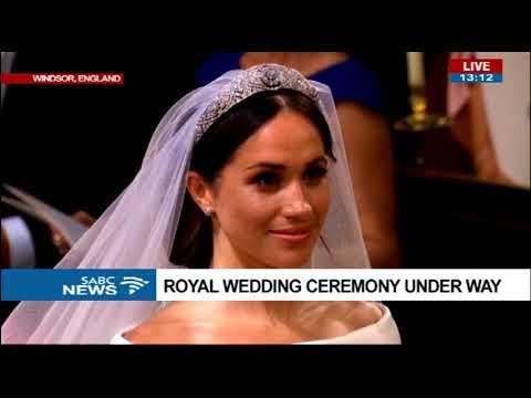 Royal wedding: Prince Harry marries Meghan Markle at Windsor Castle