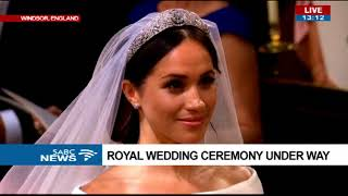 Royal wedding: Prince Harry marries Meghan Markle at Windsor Castle thumbnail