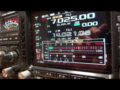 IC-9100 VS IC-756PRO3