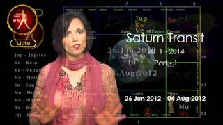 Saturn Transit into Libra -- Libra Moon Sign Predictions