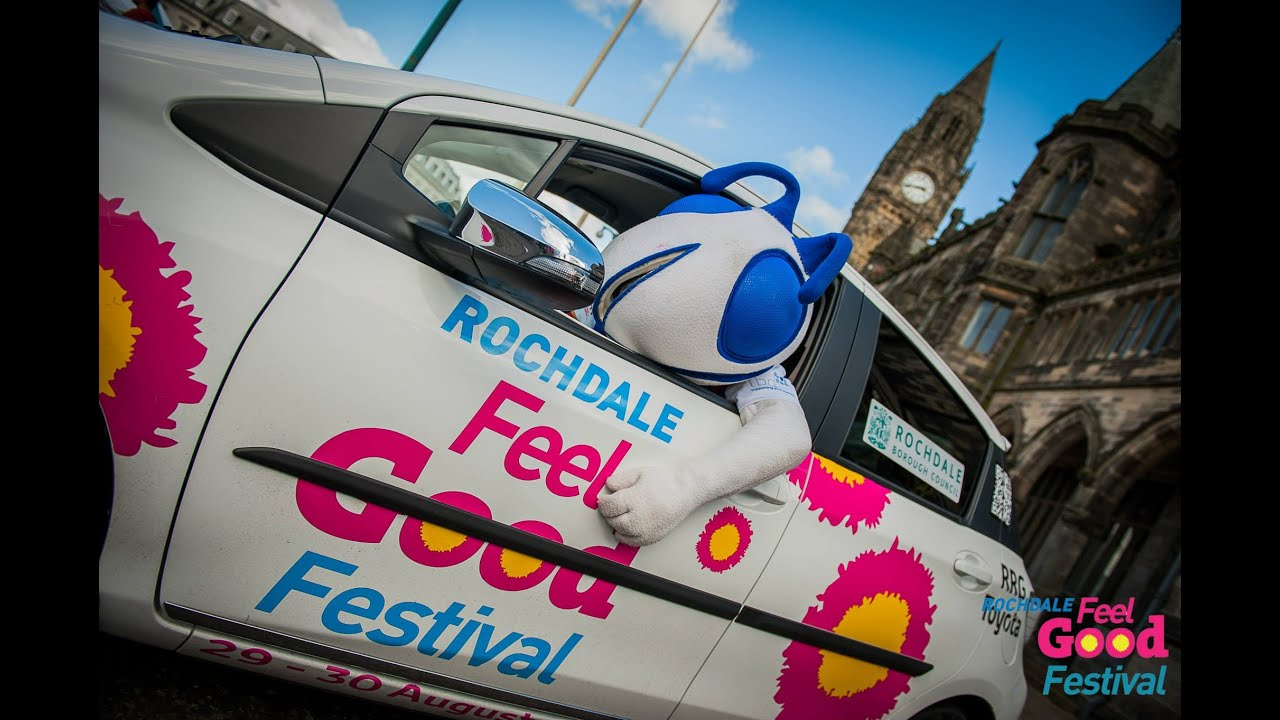 The Official Feel Good Festival 2014 Highlights