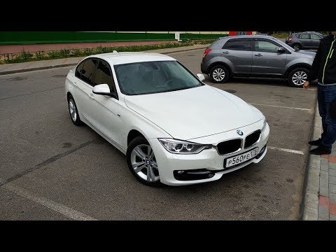 BMW 320D XDrive 2014 по очень низкой цене! Подбор авто/Автоподбор