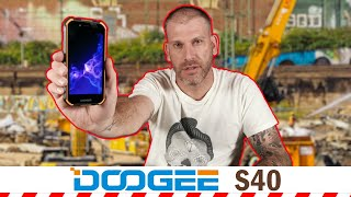DOOGEE S40 - Que vaut le petit frère de la gamme ?