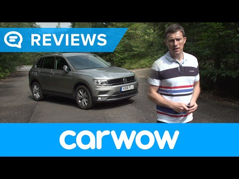Volkswagen Tiguan SUV 2018 review | Mat Watson Reviews